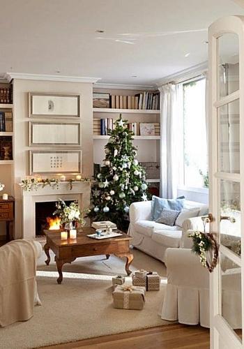 Proyecto Navidad · Estudio de decoración e interiores Libia Bárcenas